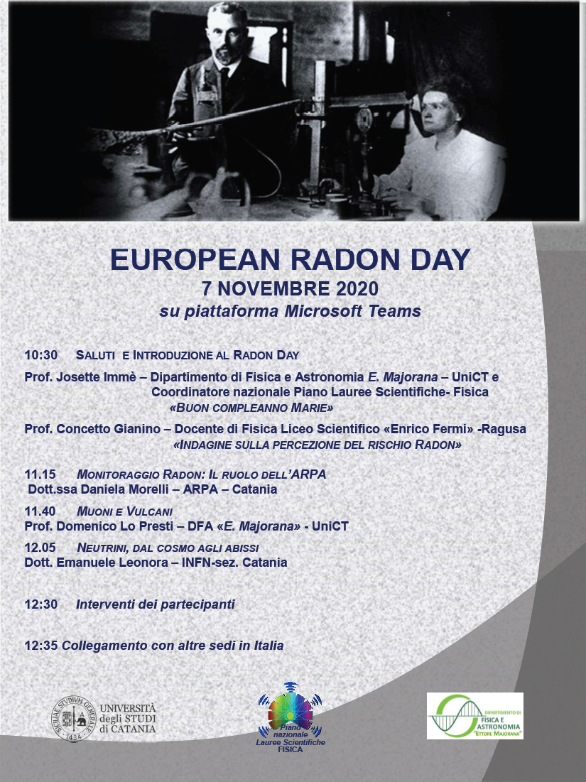WEB-Radon Day 7 Novembre 2020